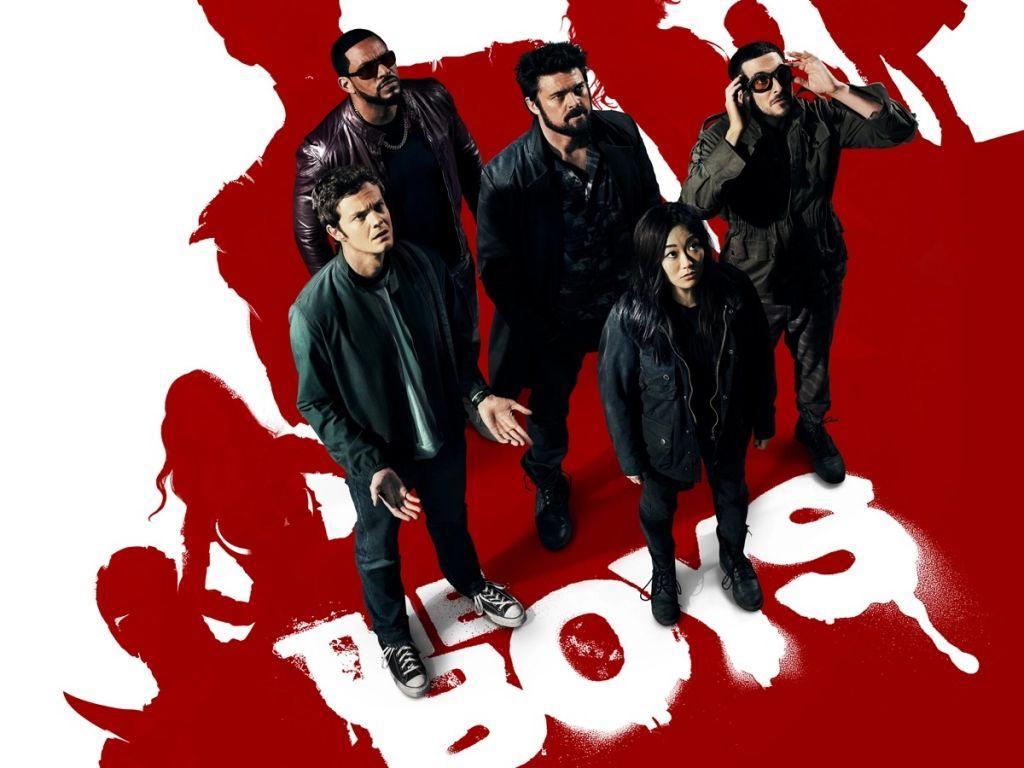 The Boys S02 Diffusé Sur Amazon En Septembre