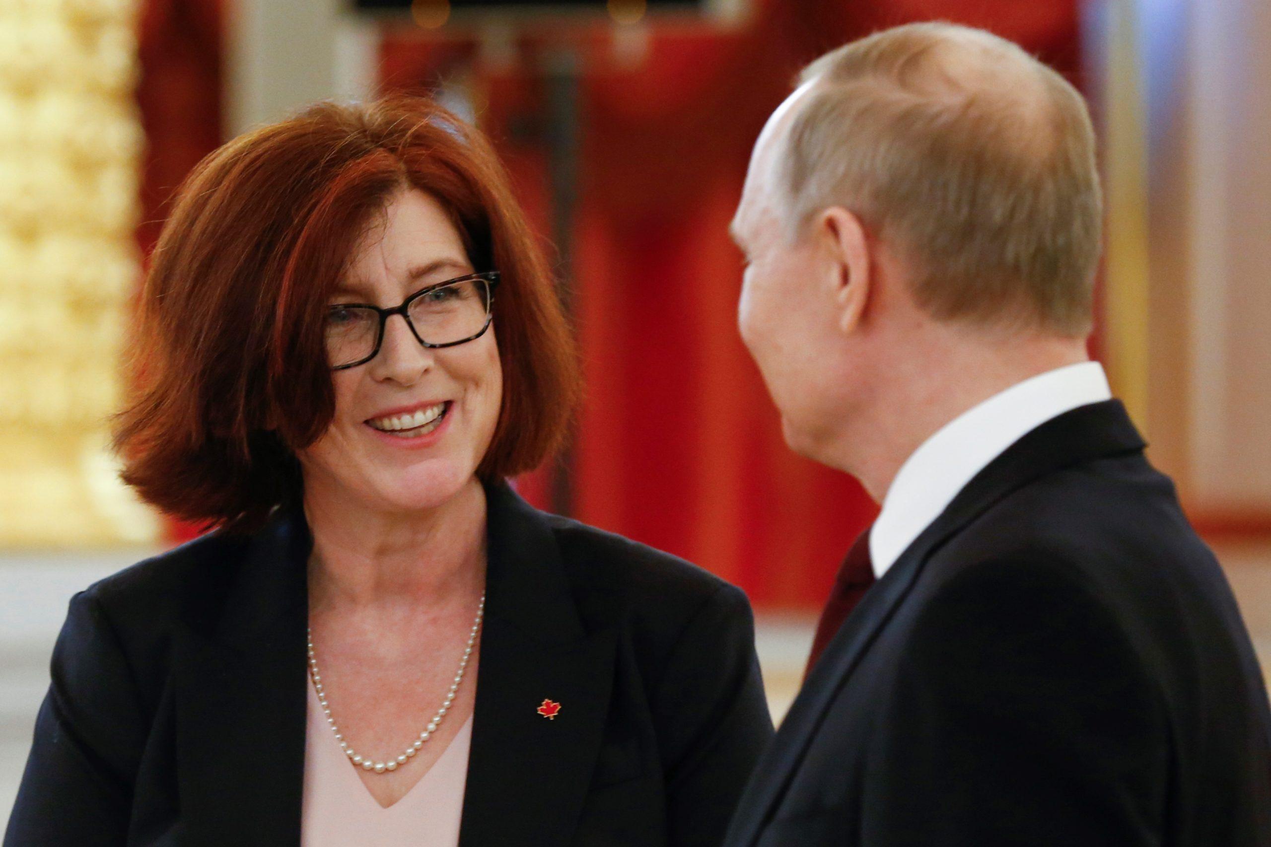 Les Alliés De Poutine Veulent Que L'ambassadeur «brûle En Enfer»