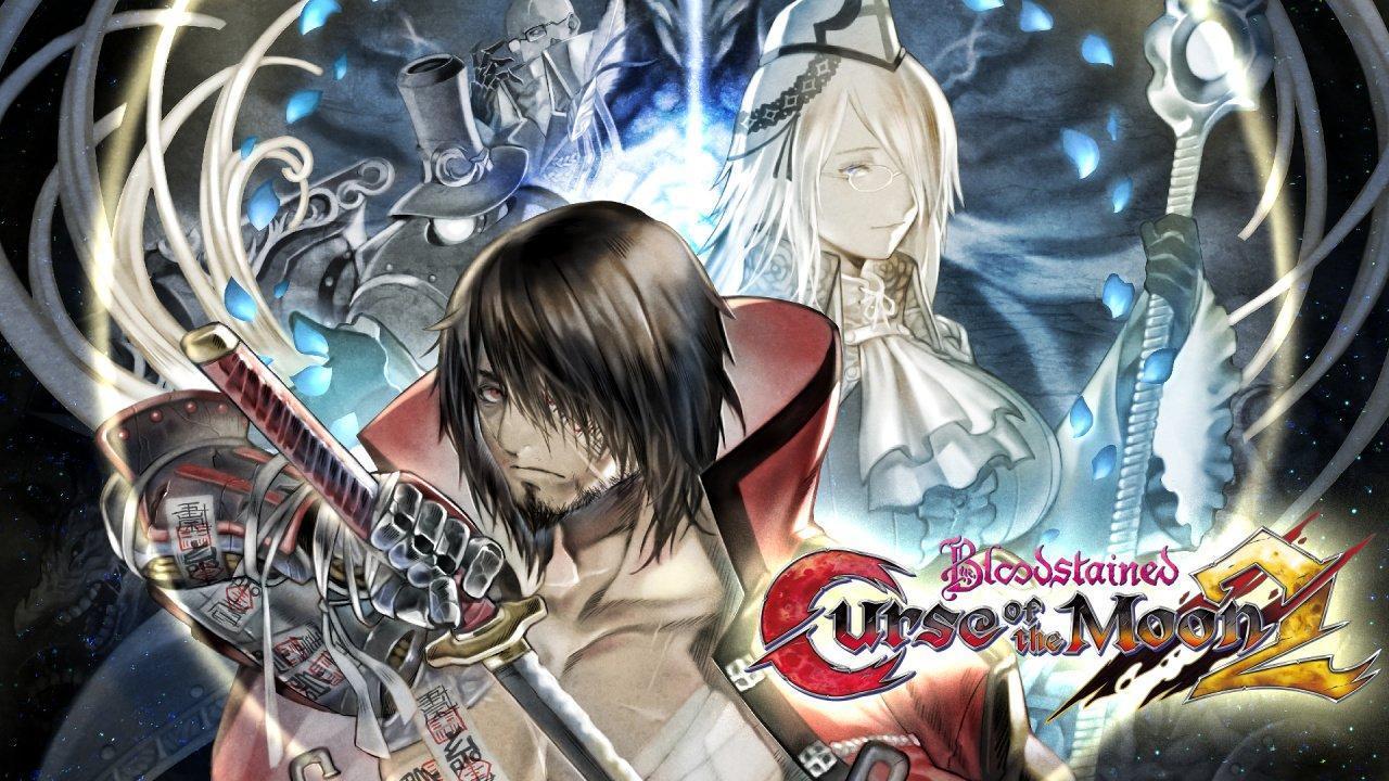 Bloodstained: Curse of the Moon 2 du 10 juillet sur PS4 - Afrika