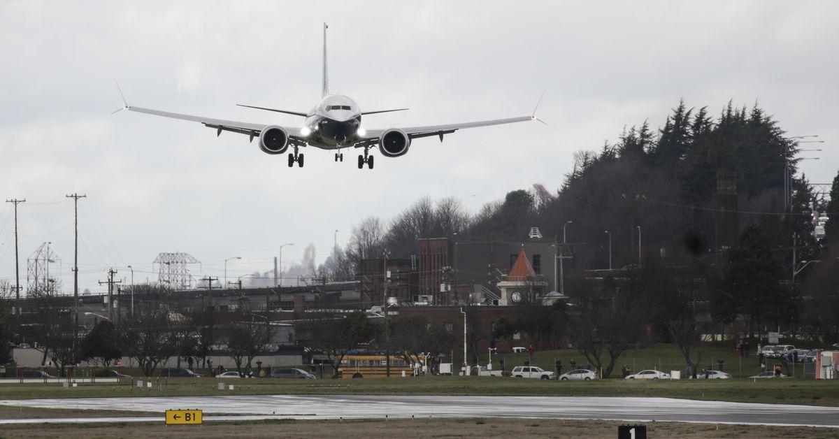 Boeing Et La Faa Entament Les Premiers Vols D'essai Du