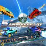 La Rocket League célèbre son cinquième anniversaire avec un événement en jeu, qui commence demain - Afrika