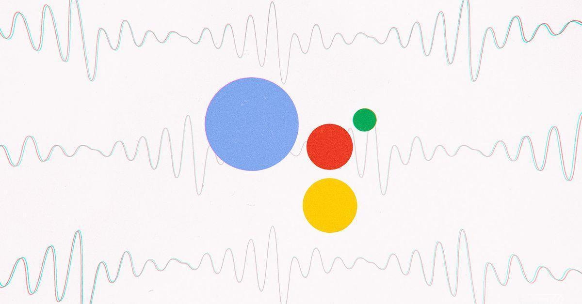L'événement «hey Google» Sur La Maison Intelligente Est Prévu Pour
