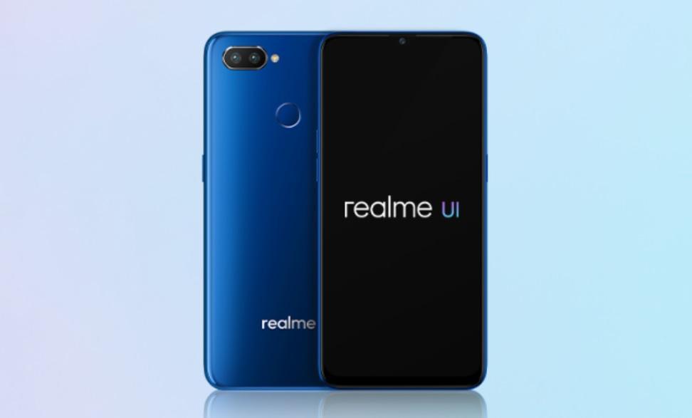 Realme 2 Pro Android 10 Mise à Jour Basée Sur