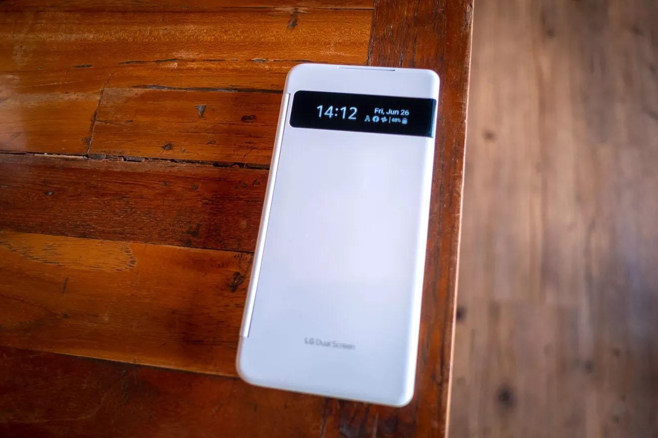 Test Du Smartphone Lg Velvet 3