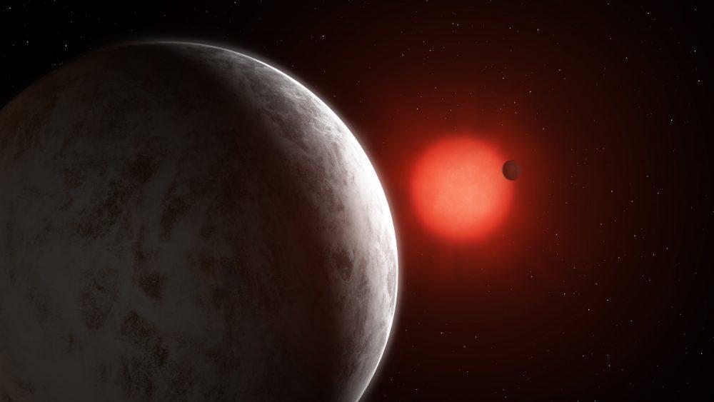 Trois Planètes Et Plus De Chances De Vivre