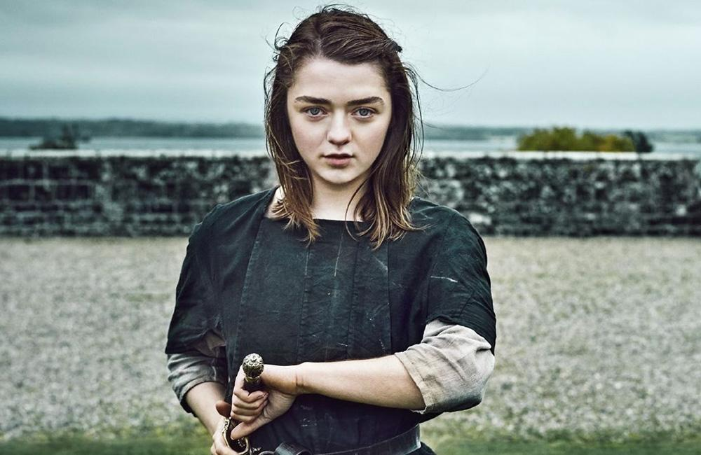 Game Of Thrones Arya Stark Maisie Williams