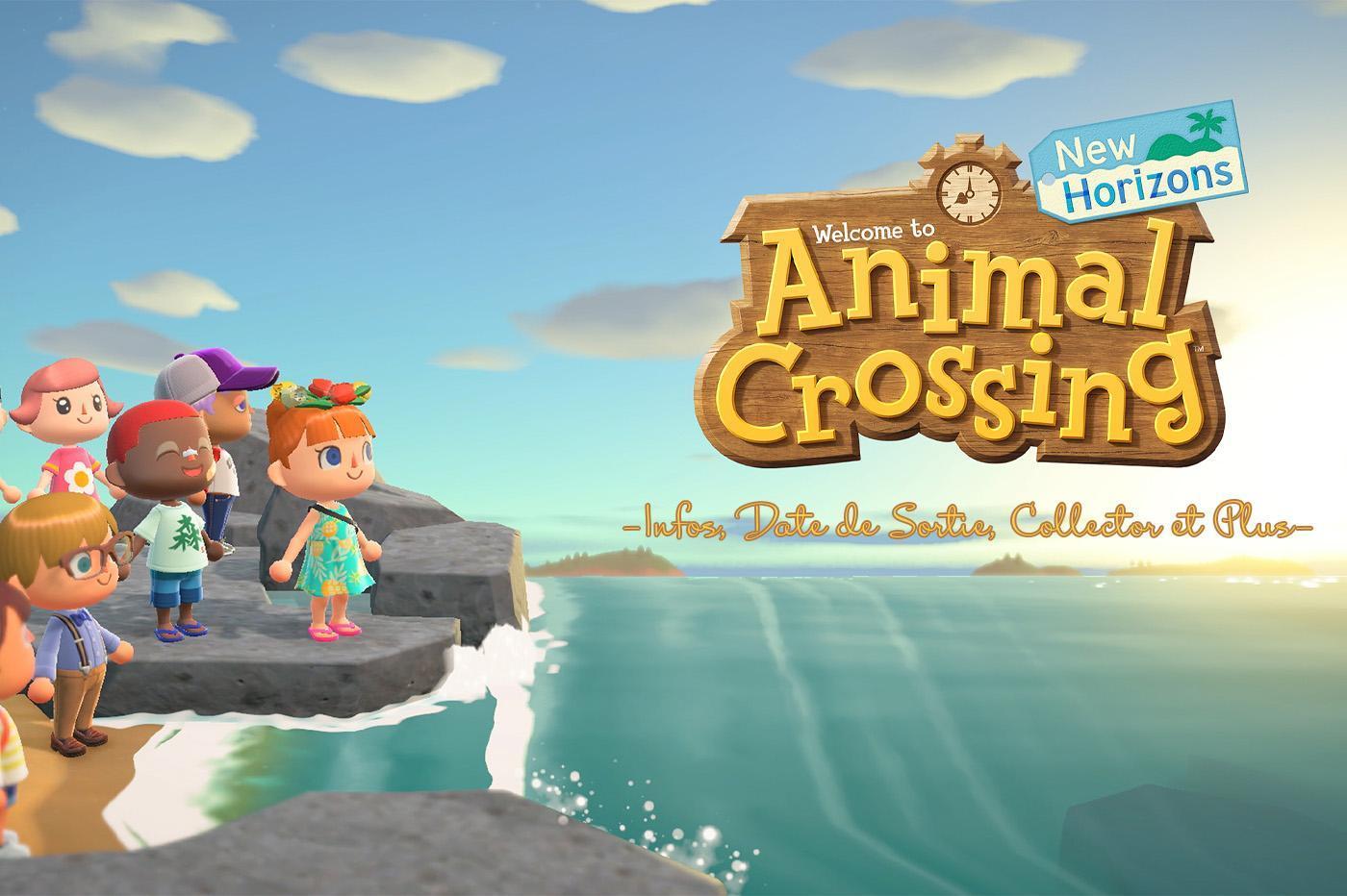 Animal Crossing : Mise à jour de New Horizons ajoutant la natation, Pascal, et plus