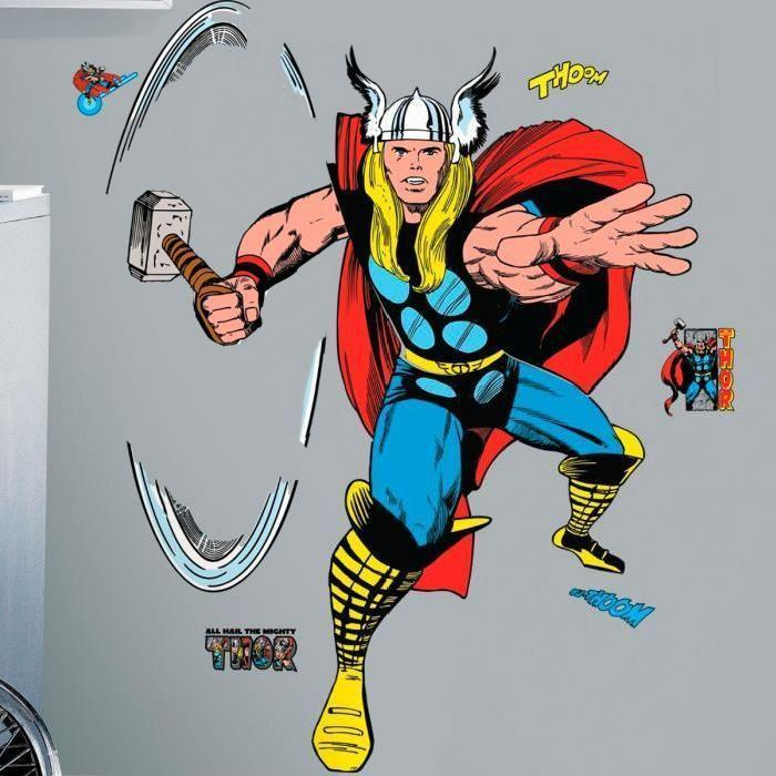 Thor Comics Marvel 1