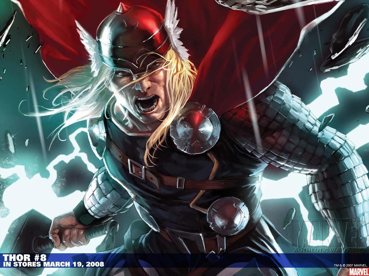 Thor Comics Marvel 3
