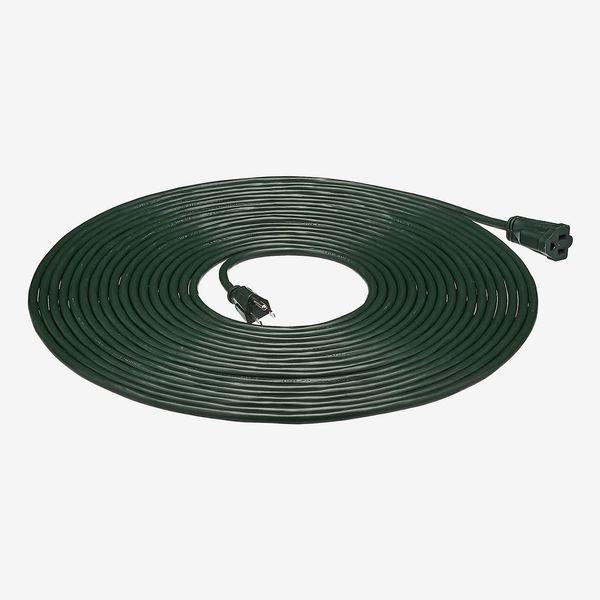 Rallonge d'extérieur en vinyle Amazon Basics de 50 pieds