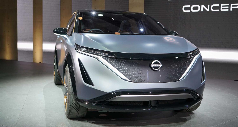 """Ariya vise à être """"le visage de Nissan pour la nouvelle ère"""""""