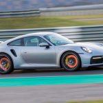 La Porsche 911 Turbo S Surprend à Nouveau. 2,5 Secondes