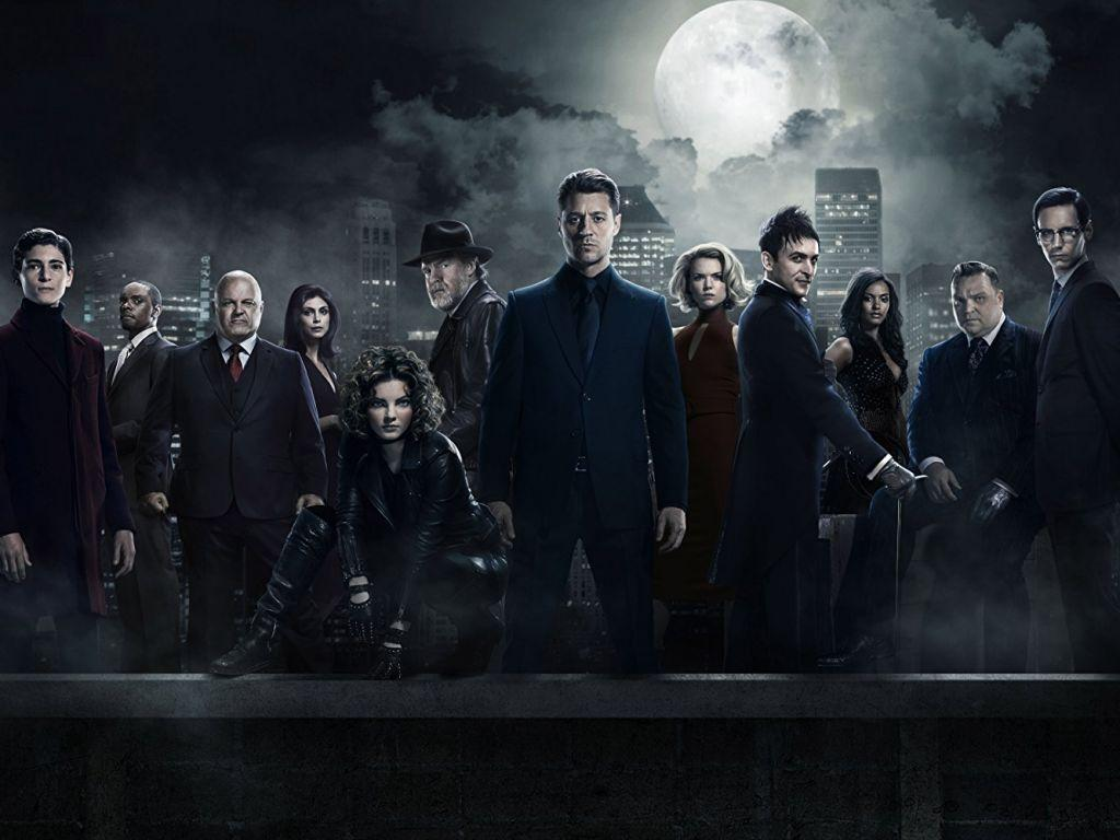 Gotham: La Cinquième Saison Sort Sur Netflix En Juillet