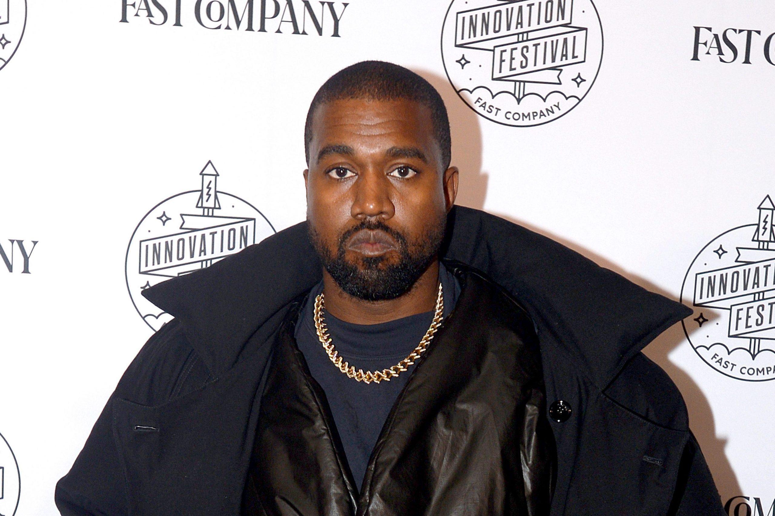 Gap Combat La Crise Avec Kanye West: Il Signera Une