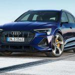 Officiel. Les Audi E Tron Et E Tron Sportback Ont déjà Une