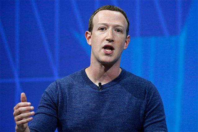 "Annonce De Zuckerberg: ""facebook Publiera Des Articles De Politiciens Qui"