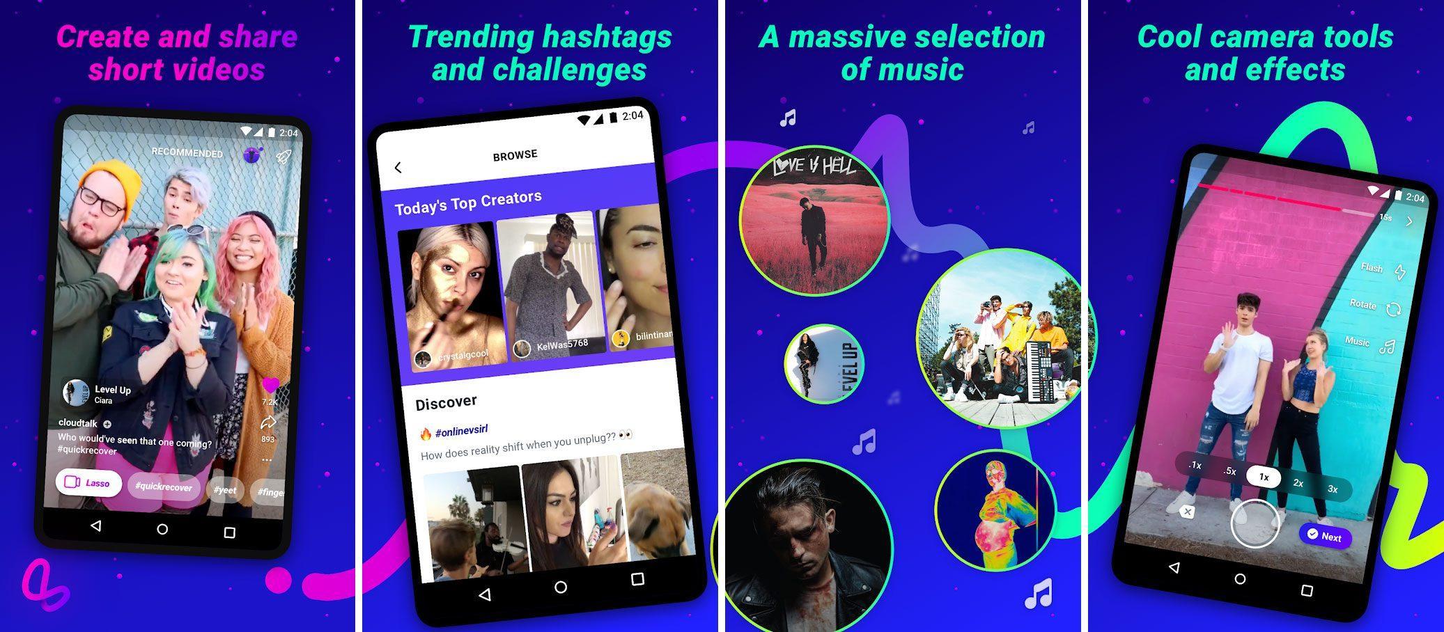 Facebook Vend à Tiktok Et Ferme L'application Lasso: Ce Devait