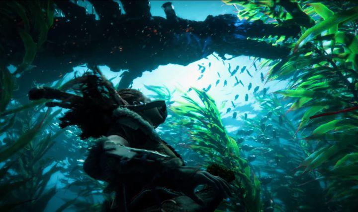 horizon interdit nage sous-marine ouest