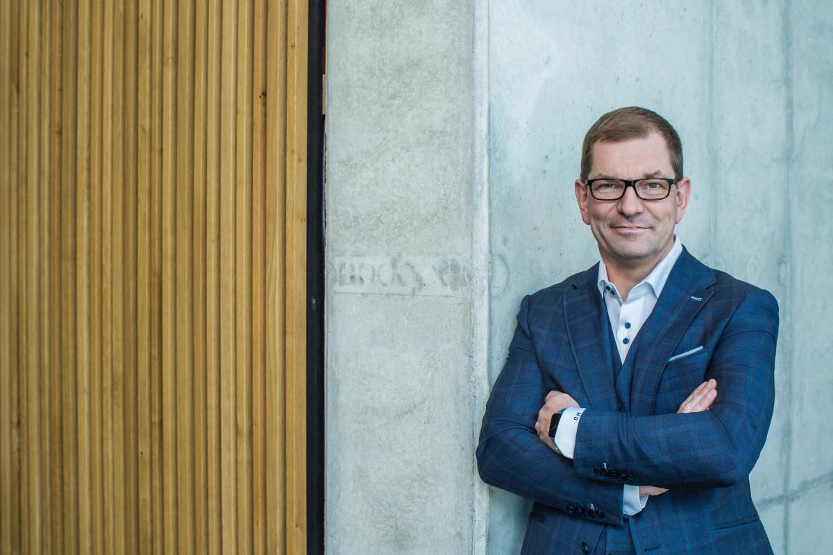 Markus Duesmann, PDG d'Audi et principal responsable du département Recherche et Développement de l'ensemble du groupe Volkswagen