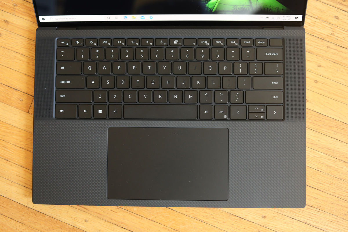dell xps 15 9500 2