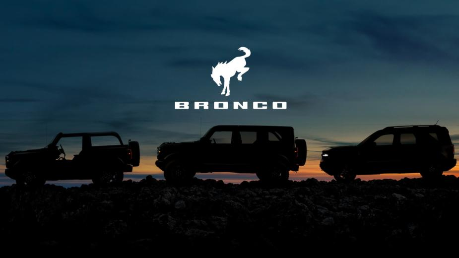 La Nouvelle Ford Bronco Arrivera T Elle En Europe?