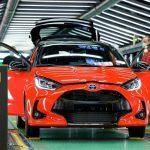 Nouvelle Toyota Yaris. La Production En France A Déjà Commencé