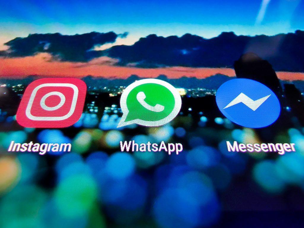 Facebook A Commencé à Fusionner Whatsapp, Messenger Et Instagram Direct