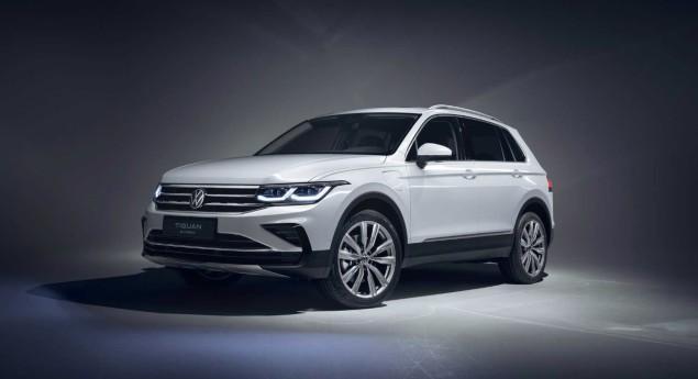 Volkswagen Tiguan Ehybrid. Un Nouveau Phev Avec énergie Sur 50