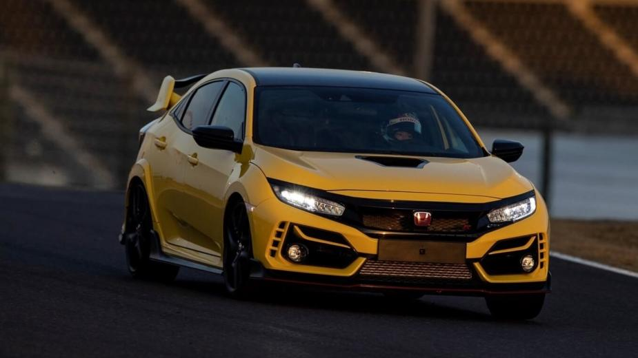 La Honda Civic Type R Limited Edition «vole» Le Record