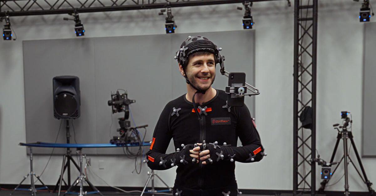 Unreal Engine Peut Désormais Capturer Les Expressions Faciales Via Une