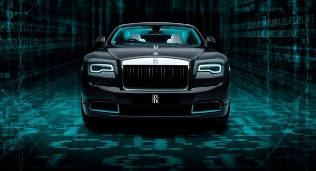Wraith Kryptos. La Face Cachée De La Mystique Rolls Royce