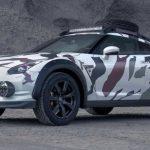 Nissan Gt R 'godzilla 2.0', Une Gt R Prête Pour Un… Safari!?