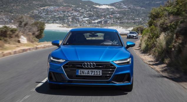 Volkswagen Convertit Une Usine En Chine Pour Produire L'audi A7l