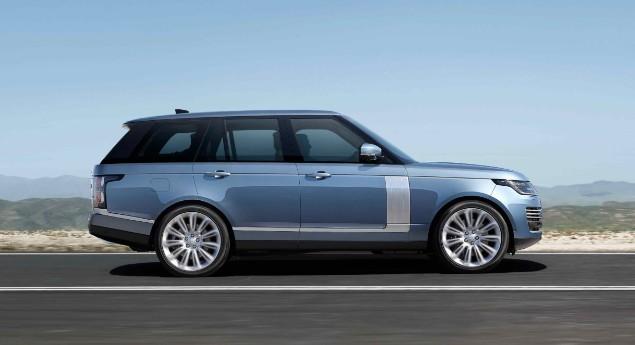 Le Range Rover Renouvelle Pour 2021 Avec Des Technologies, Des