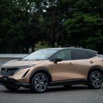 Nissan Ariya Présenté Avec Deux Options De Batterie Et Une