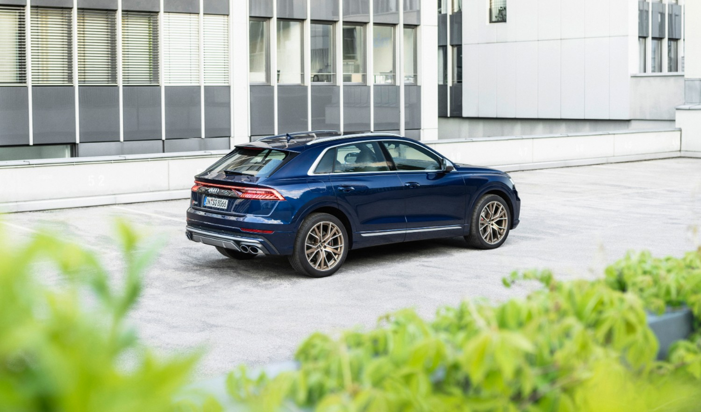 L'Audi SQ8