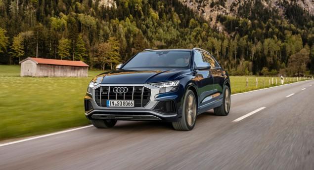Au Revoir à Diesel. Les Audi Sq7 Et Sq8 Reçoivent