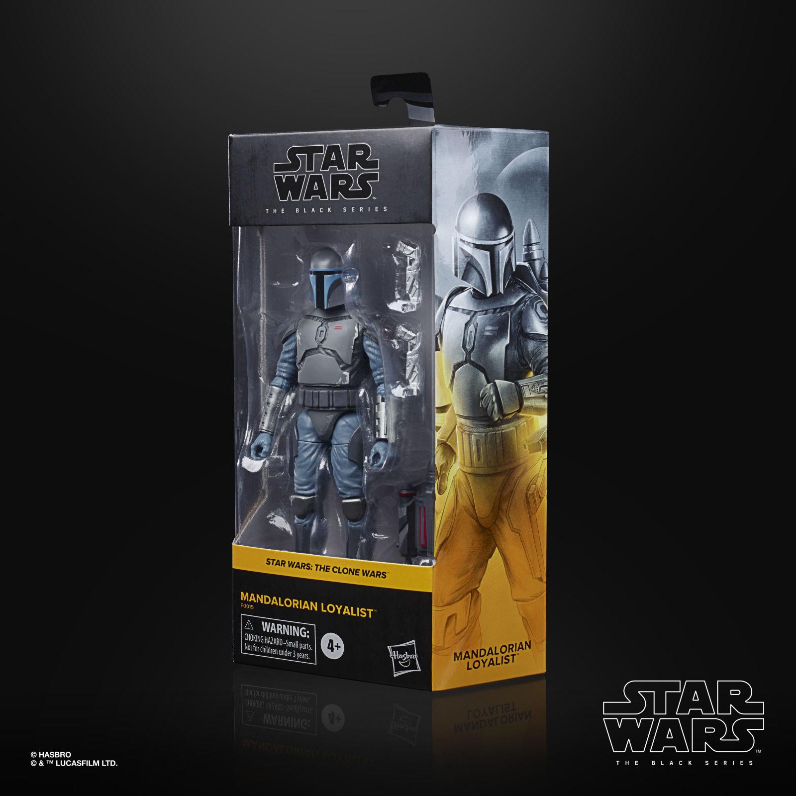 Illustration pour l'article intitulé iStar Wars: La saison finale de Clone Wars / i obtient des figurines incroyables