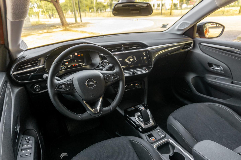 Intérieur Opel Corsa-e