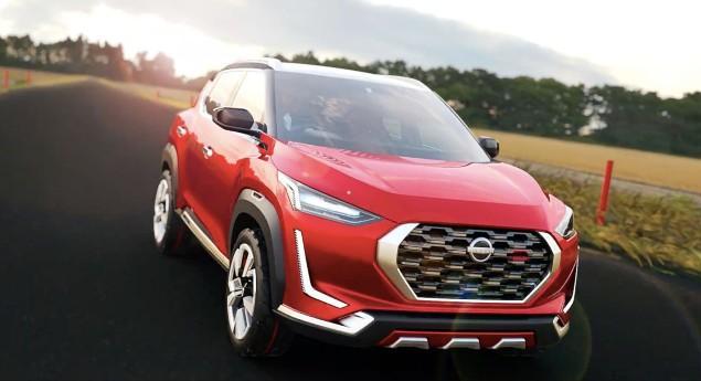 Le Plus Petit Suv De La Gamme. Nissan Dévoile Ignite…