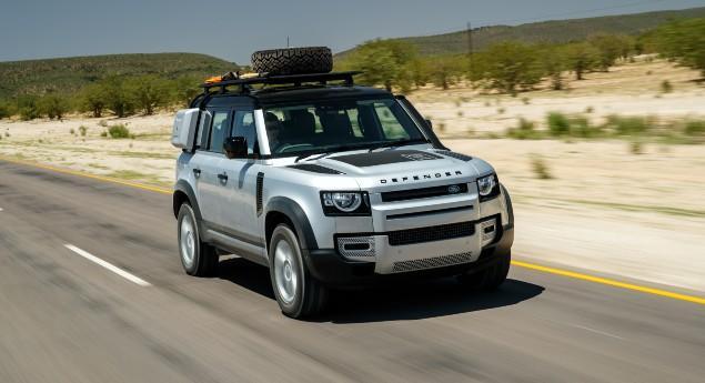 Land Rover Defender. La Renaissance Du Mythe