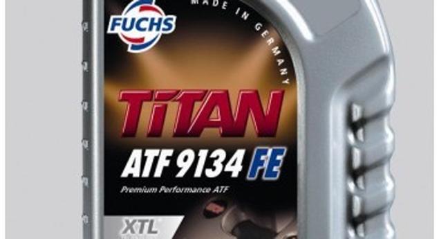 Fuchs Lance Le Titan Atf 9134 Fe Pour Mercedes Benz