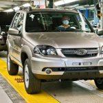 La Nouvelle Lada Niva était Autrefois Une Chevrolet Qui était