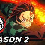 Demon Slayer Kimetsu No Yaiba Saison 2 Date De Sortie