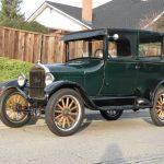 Au Début, Chaque Unité Ford Model T Prenait 12 Heures