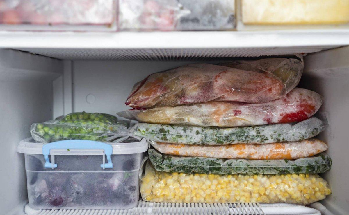 5 conseils pour congeler et faire durer vos aliments plus longtemps