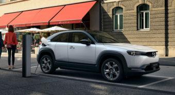 Arrive à l'automne. La Mazda MX-30 électrique démarre la production avec des prix fixes