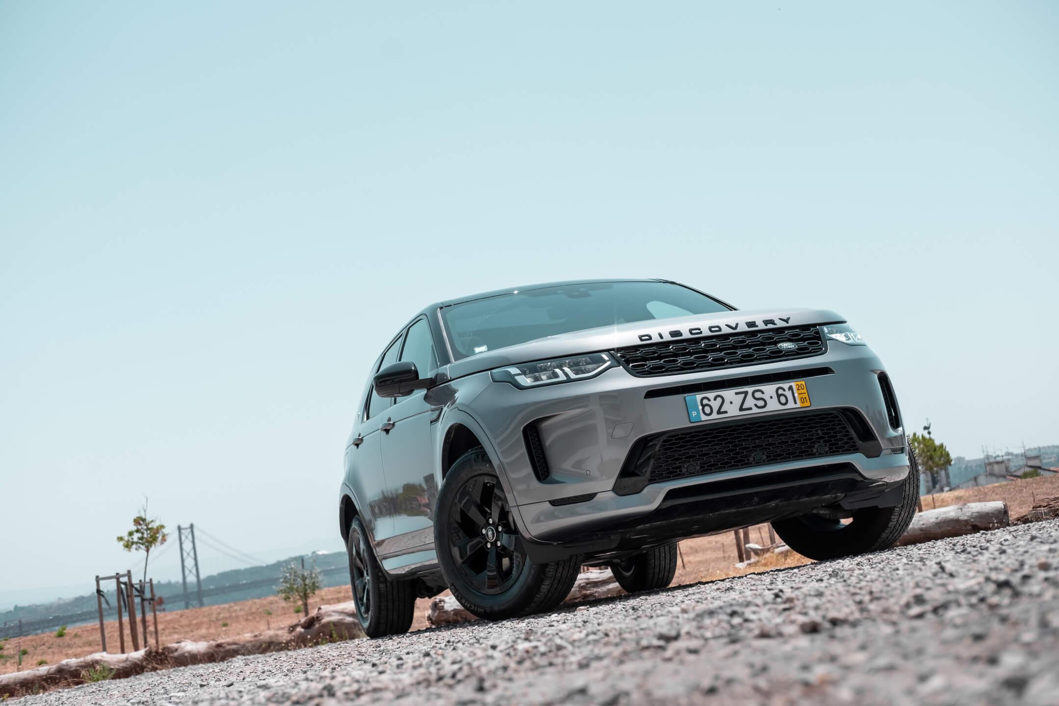 Nous Avons Testé Le Land Rover Discovery Sport… à Traction