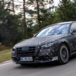 Nouvelle Mercedes Benz Classe S. Les Innovations Numériques Renforcent La Sécurité