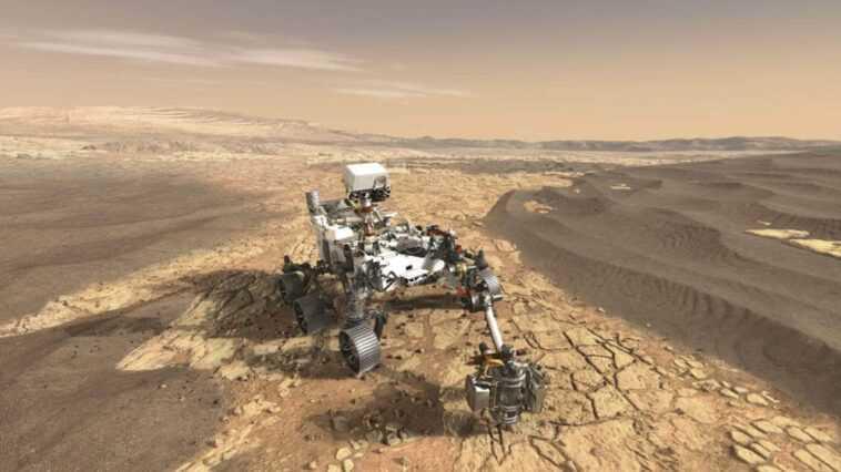 Où Est Passée Toute L'eau De Mars? La Nasa Pense